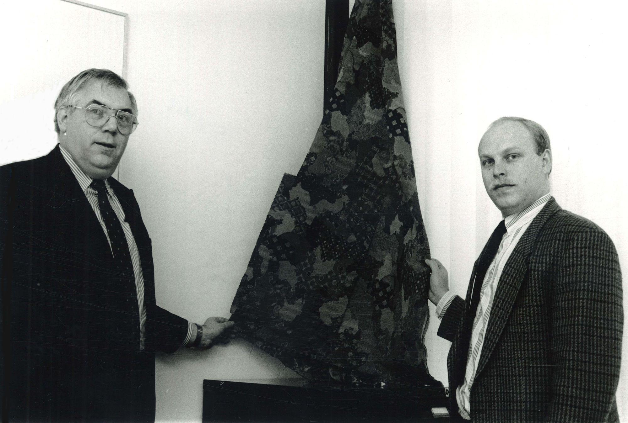 Sophis Systems NV, Oscar voor de Export 1990