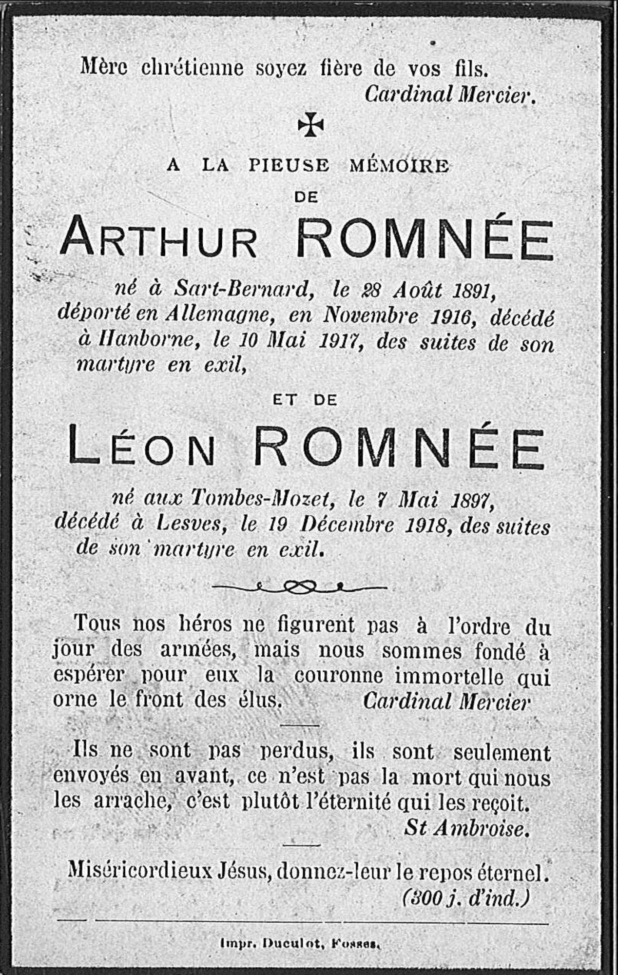 Arthur Romnée