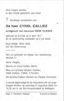Cyriel Caillez