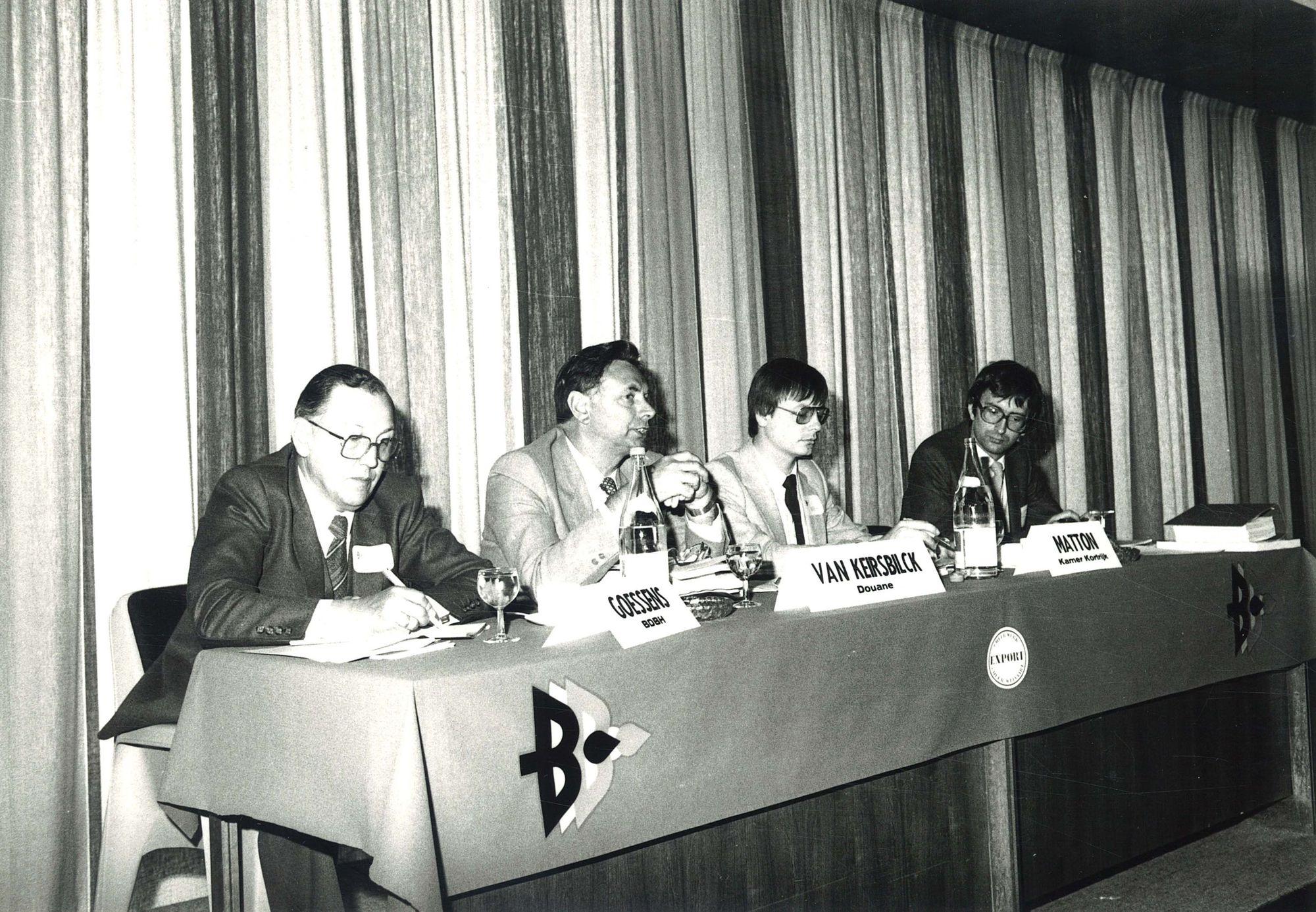 Westvlaamse Exportdag sept. 1982