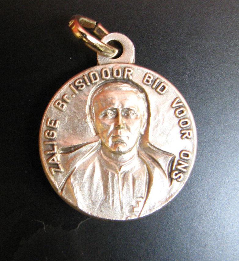 Medaillon van Broeder Isidoor