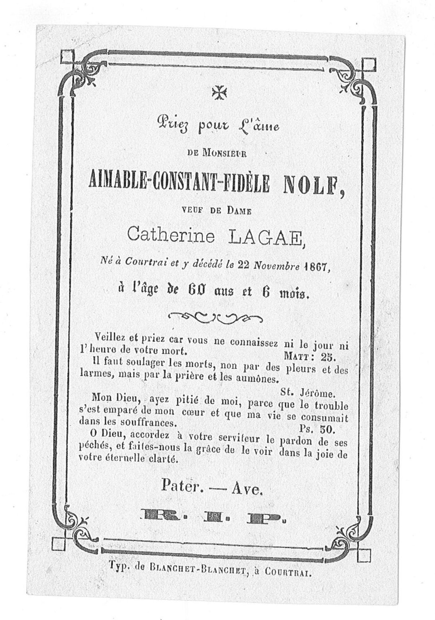 Aimable-Constant-Fidele Nolf