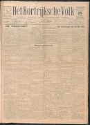 Het Kortrijksche Volk 1929-05-26 p1
