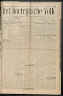 Het Kortrijksche Volk 1920-05-30