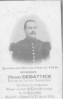 Henri Debattice