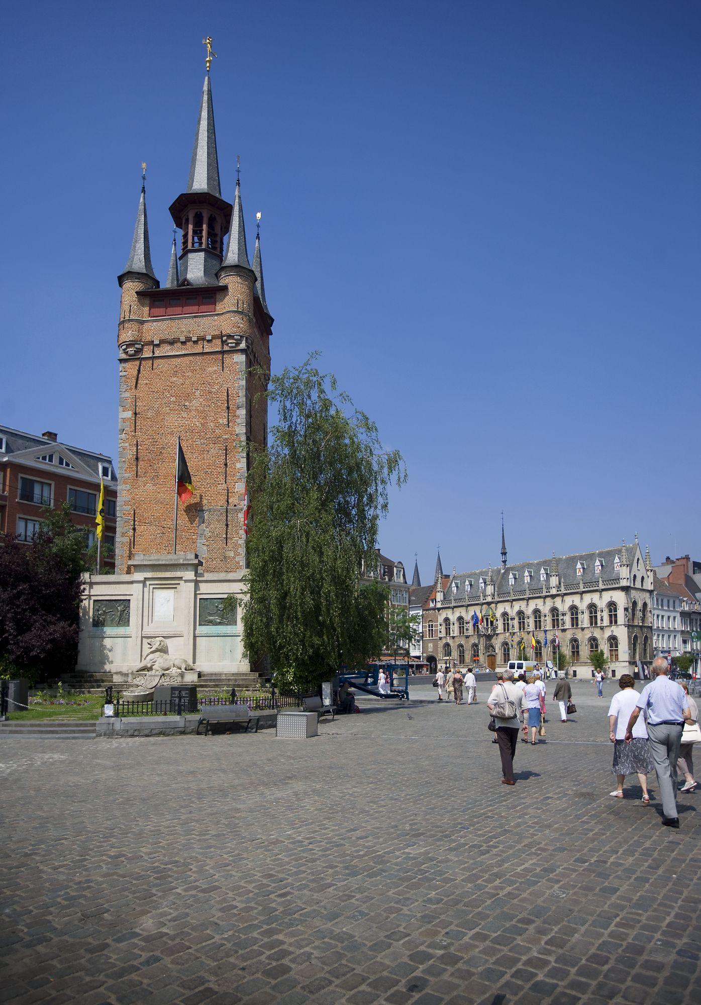 Gidsen in Kortrijk