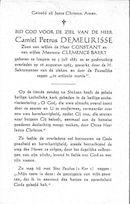 Camiel Petrus Demeurisse