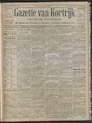 Gazette Van Kortrijk 1908-06-18
