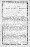 Theresia-Catharina Dewitte