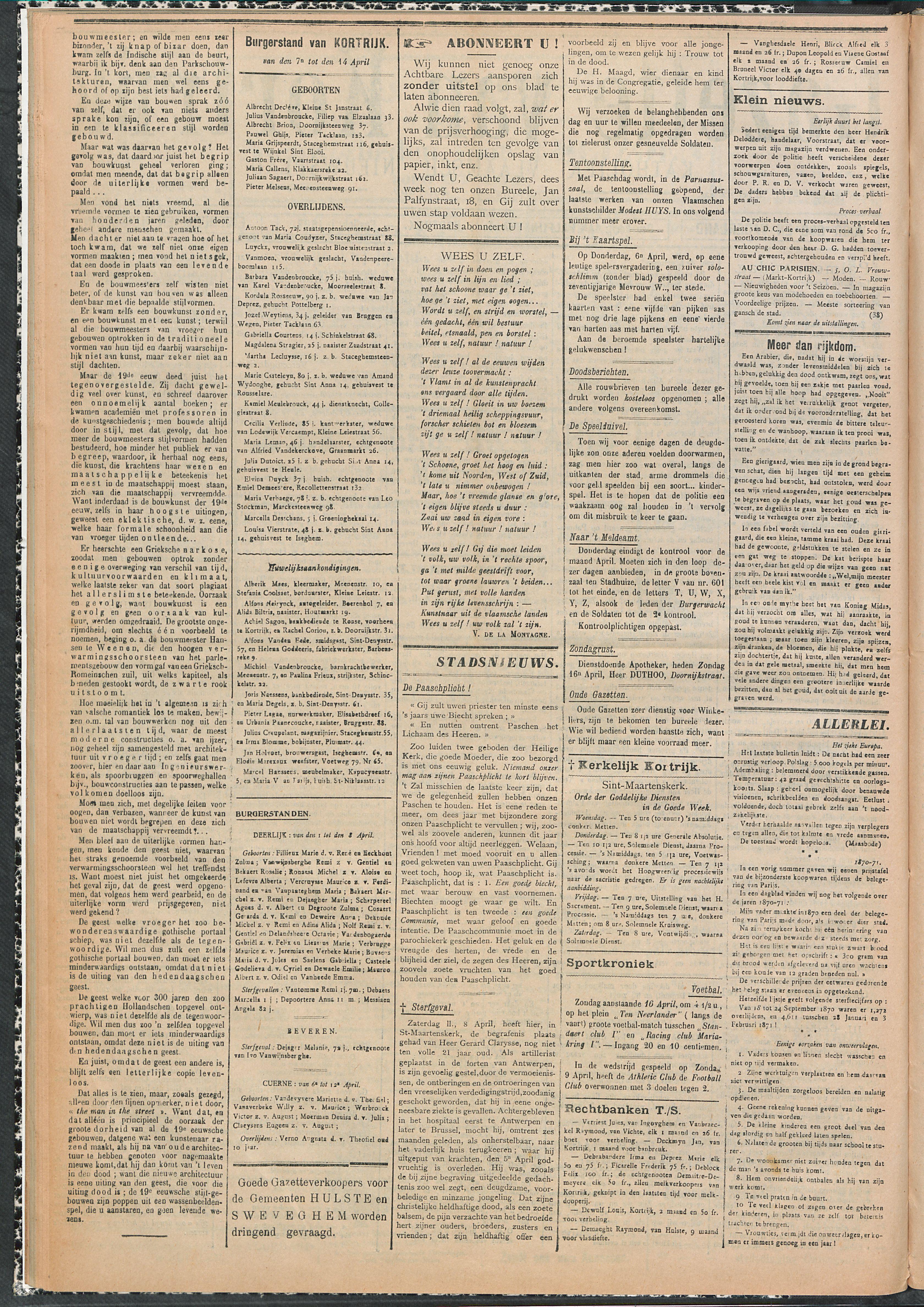 Gazette van Kortrijk 1916-04-15 p2