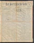 Het Kortrijksche Volk 1925-02-15