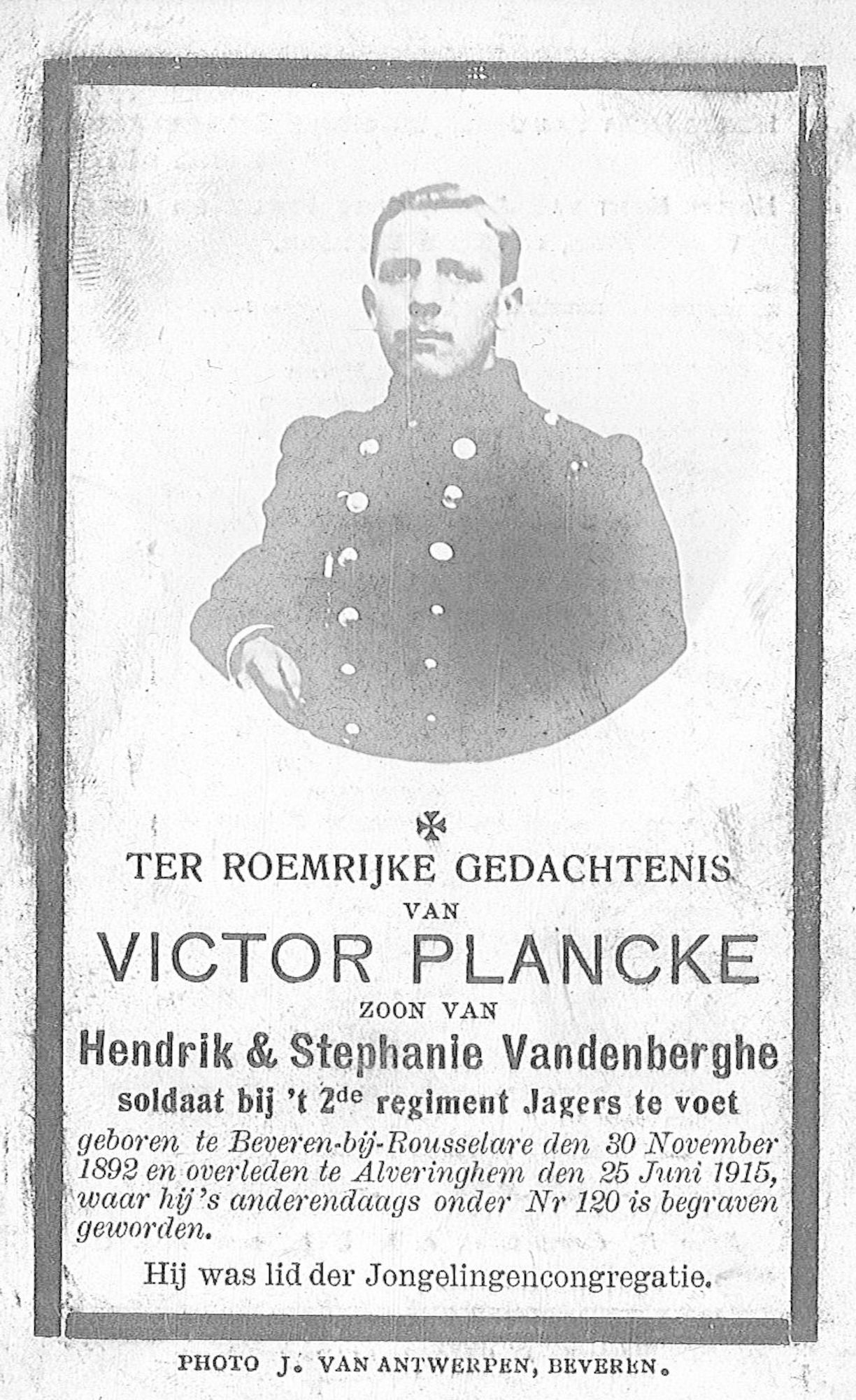 Victor Plancke