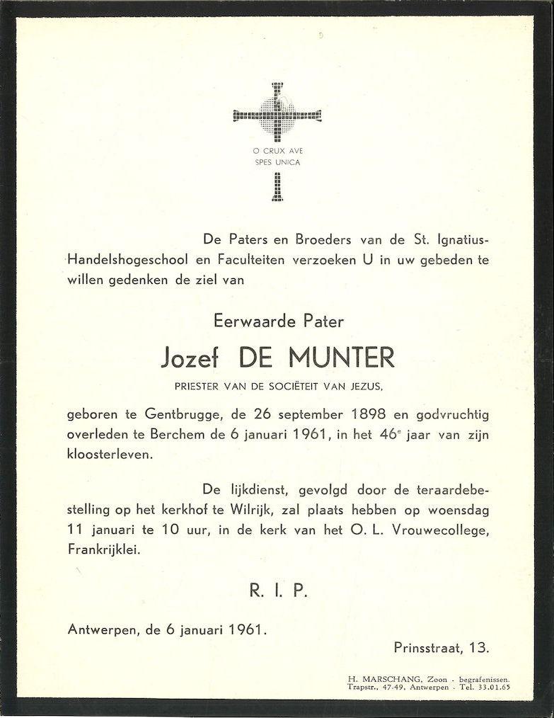Jozef De Munter