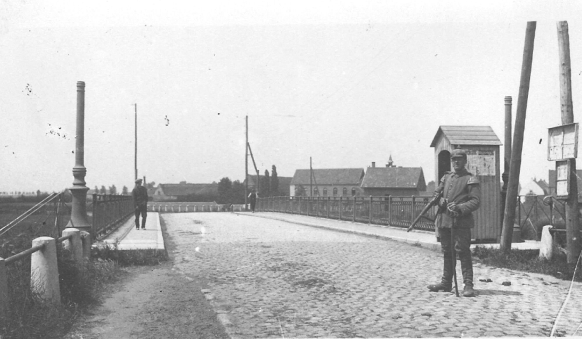 Marke in 1918