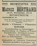 Maurice bertrand
