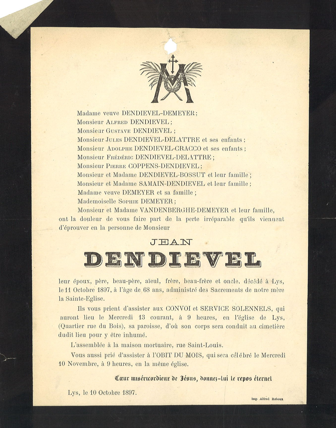 Jean Dendievel