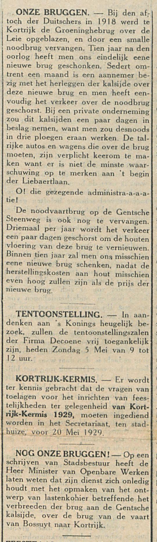 Nieuws uit Kortrijk-4