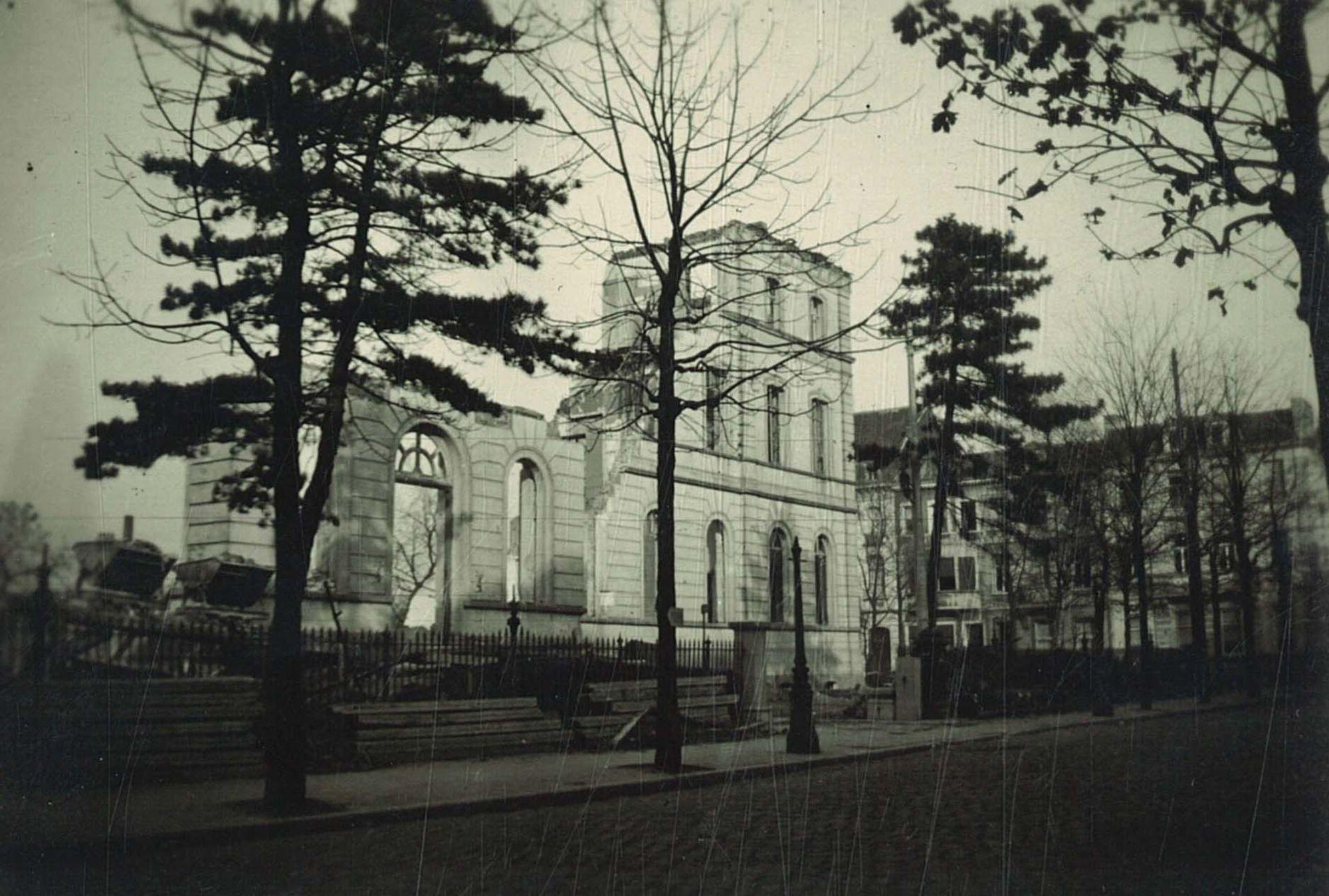 Het Gerechtshof in1947