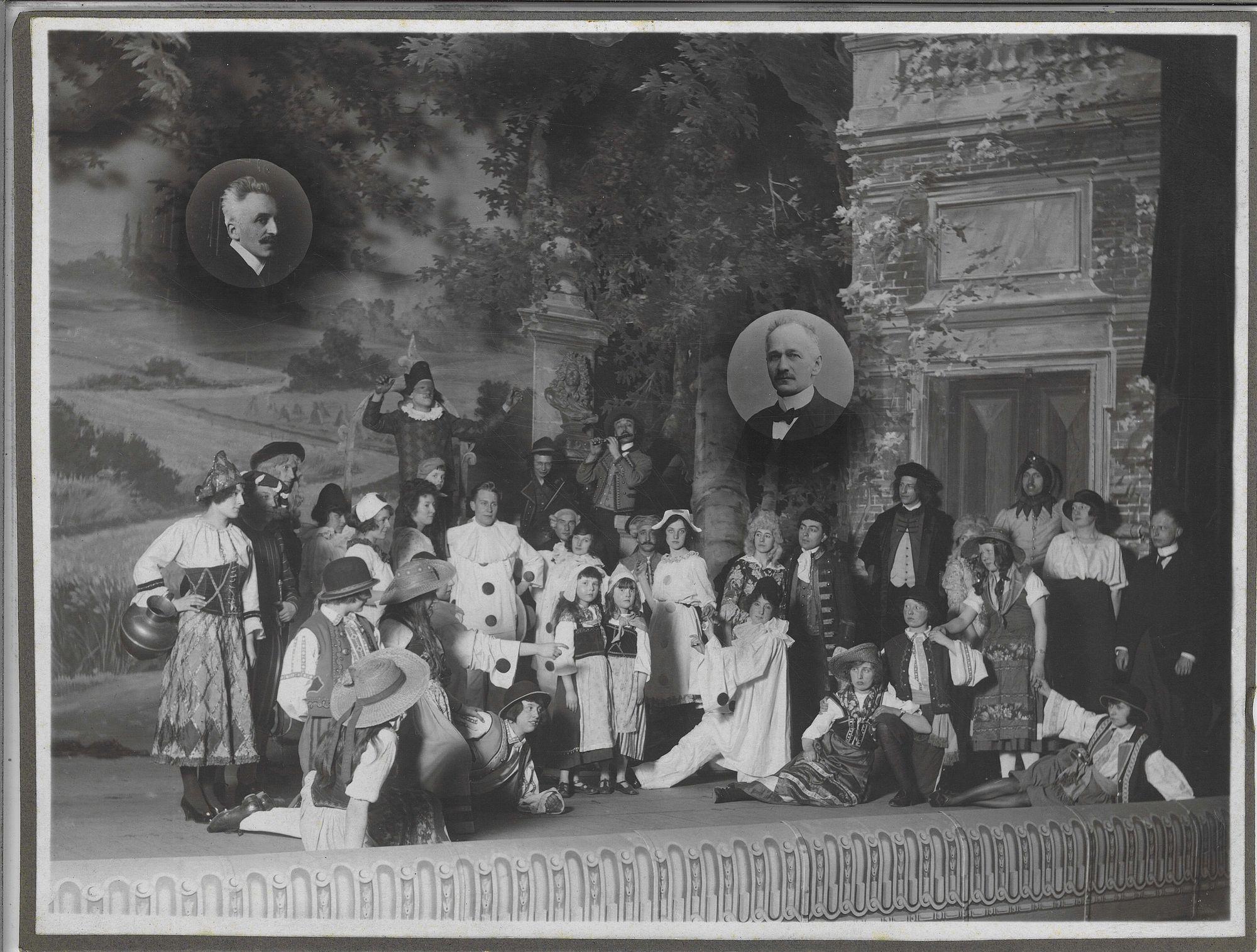 Katholieke Jonge Wacht in 1922