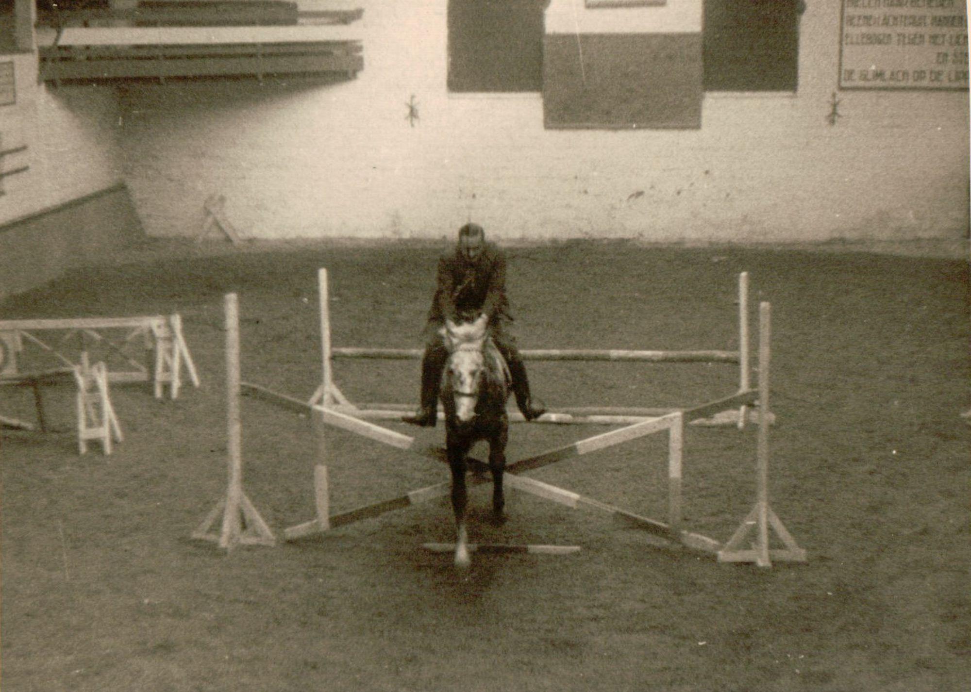 Ruiterclub Gulden Spoor 1943
