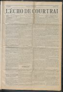 L'echo De Courtrai 1914-05-24