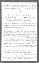 Lauwers Pieter