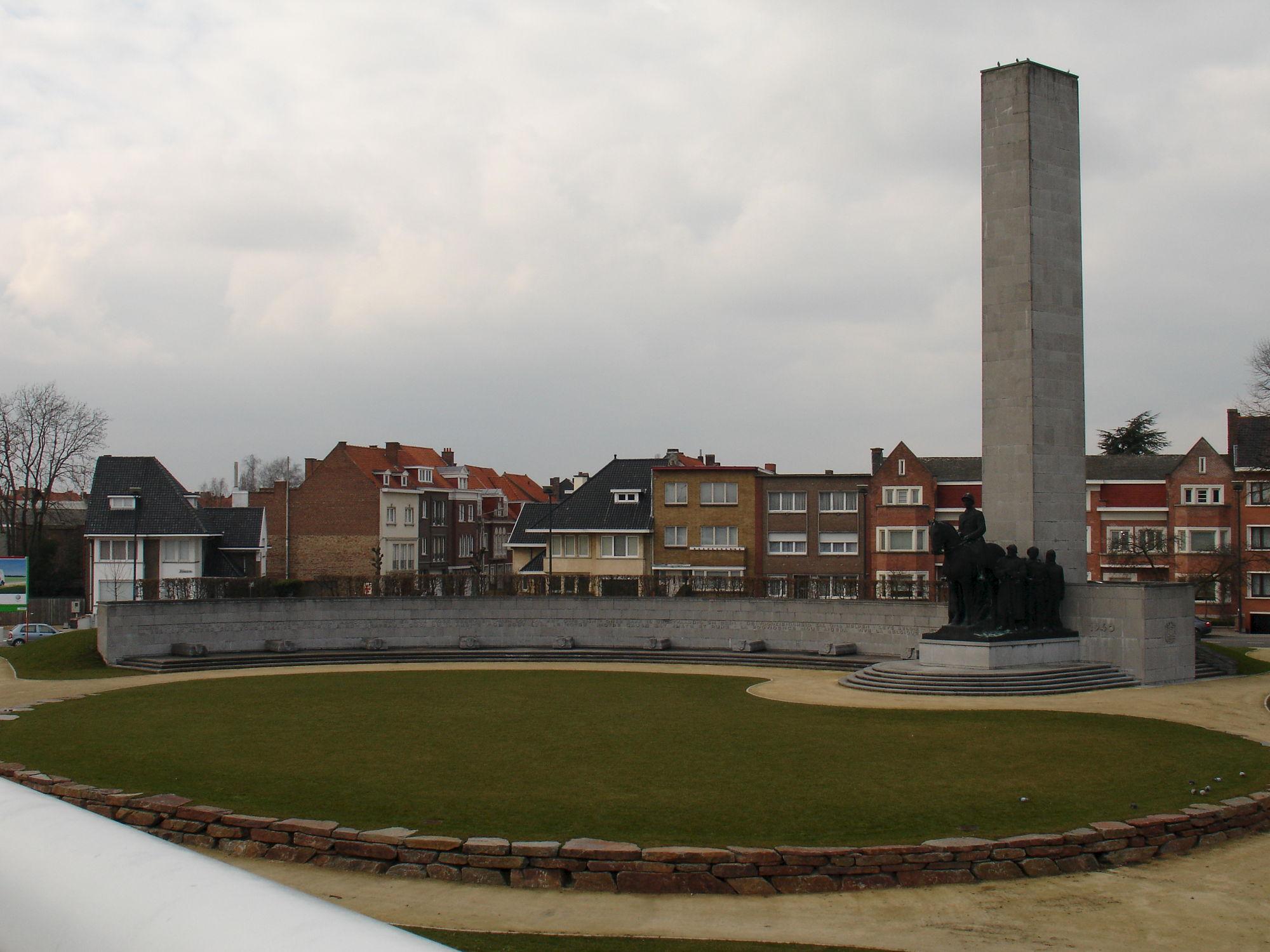 Nationaal Leiemonument