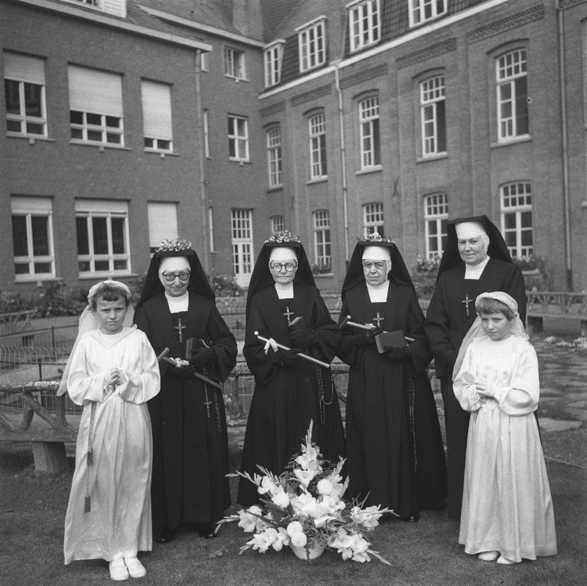 Jubileum van zusters van Stella Maris