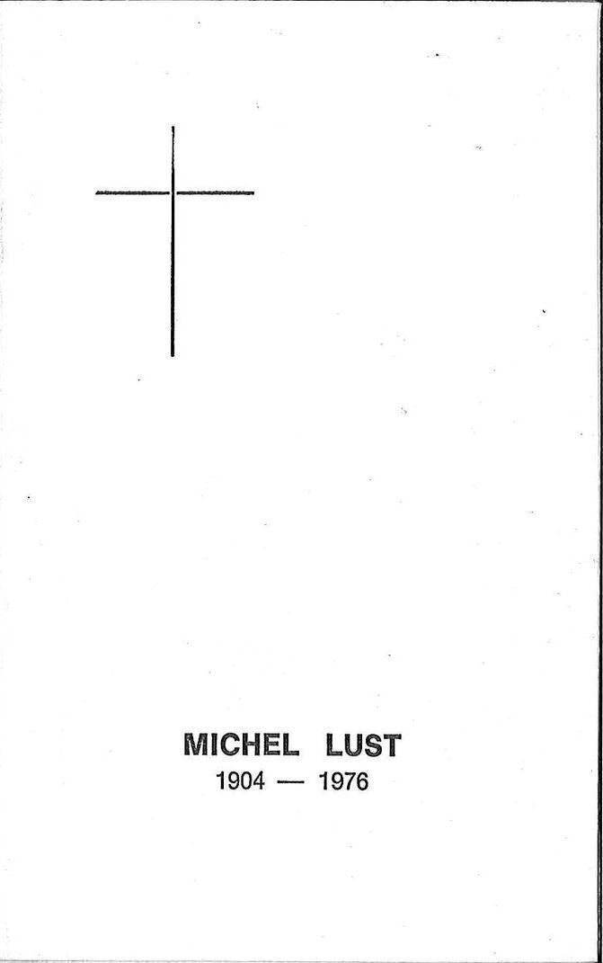 Michel Lust