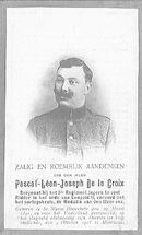 Pascal-Leon-Joseph De la Croix