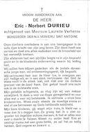 Eric-Norbert Durieu