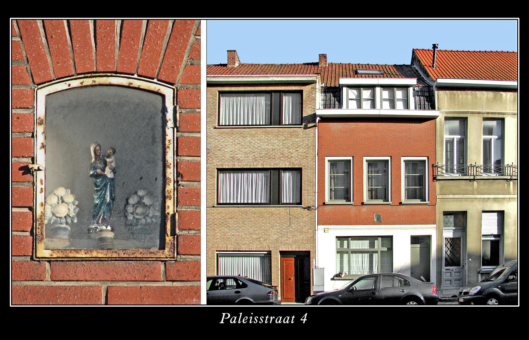 Muurkapel Paleisstraat
