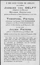 Theophiel Pieters