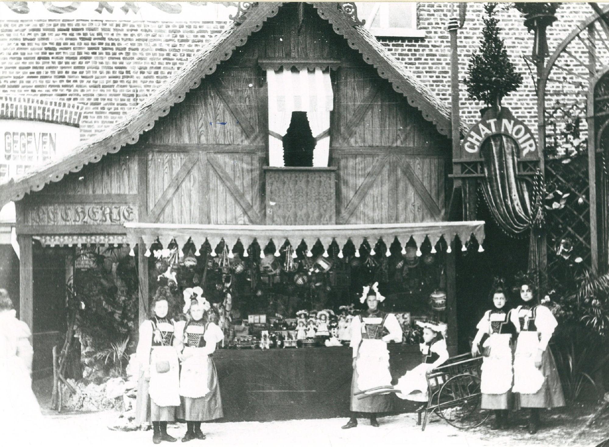 Vlaamsche kermis