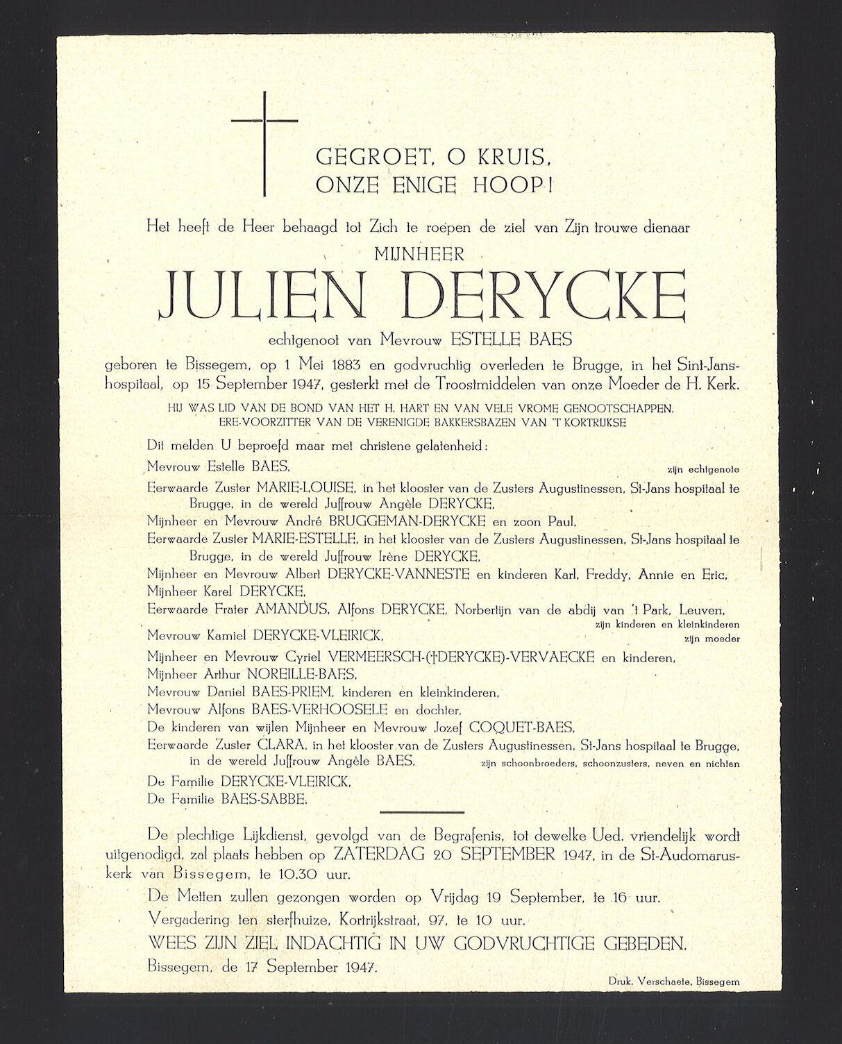 Julien Derycke