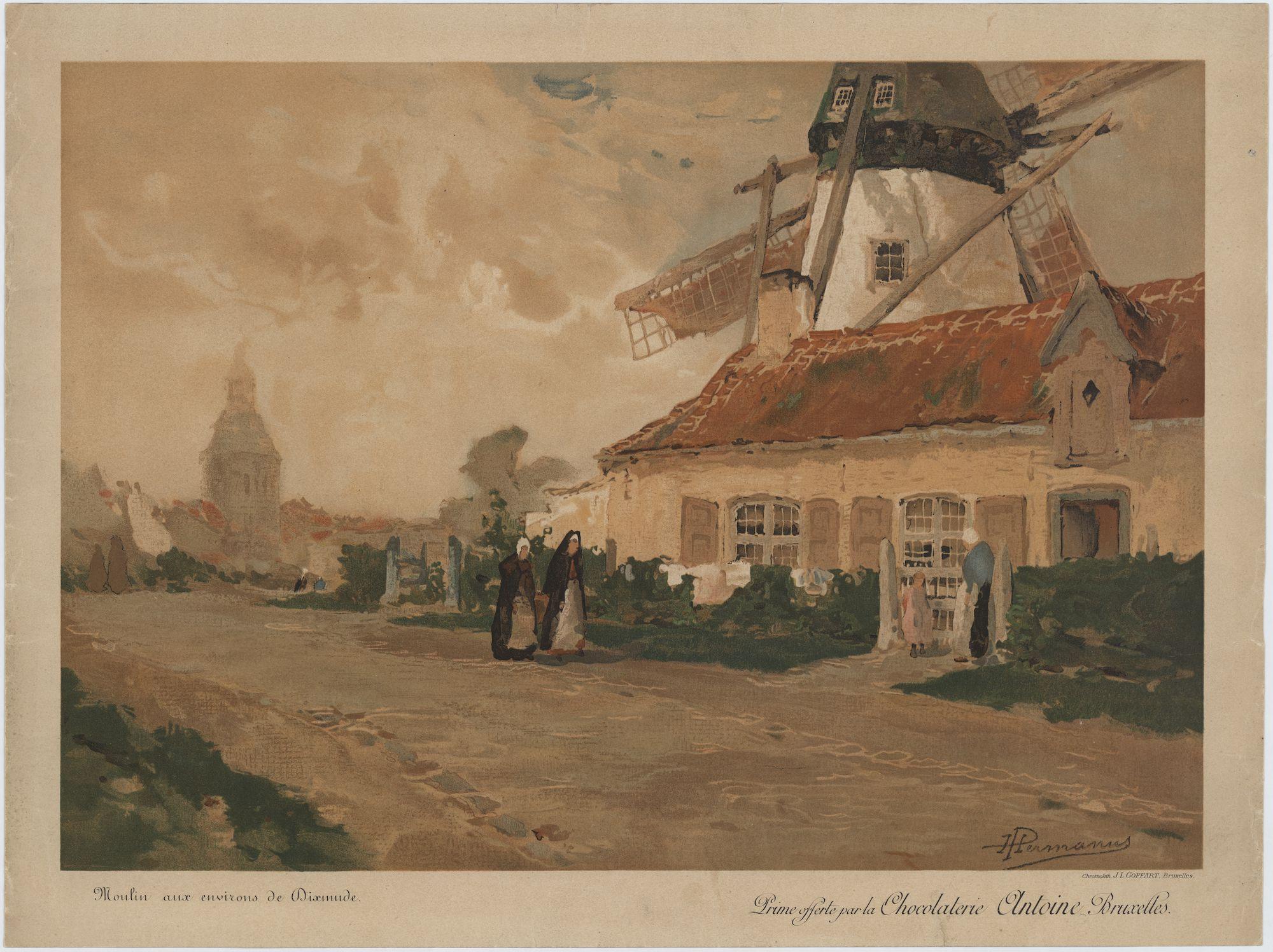 Westflandrica - Diksmuide, molens