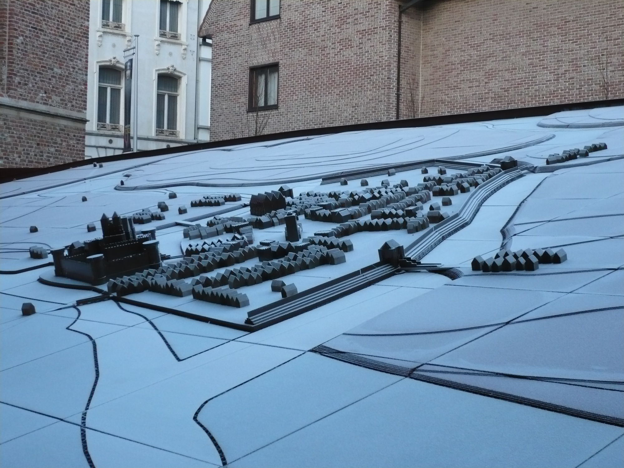 Maquette Kortrijk 1302