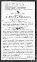 Verdonck Alfred