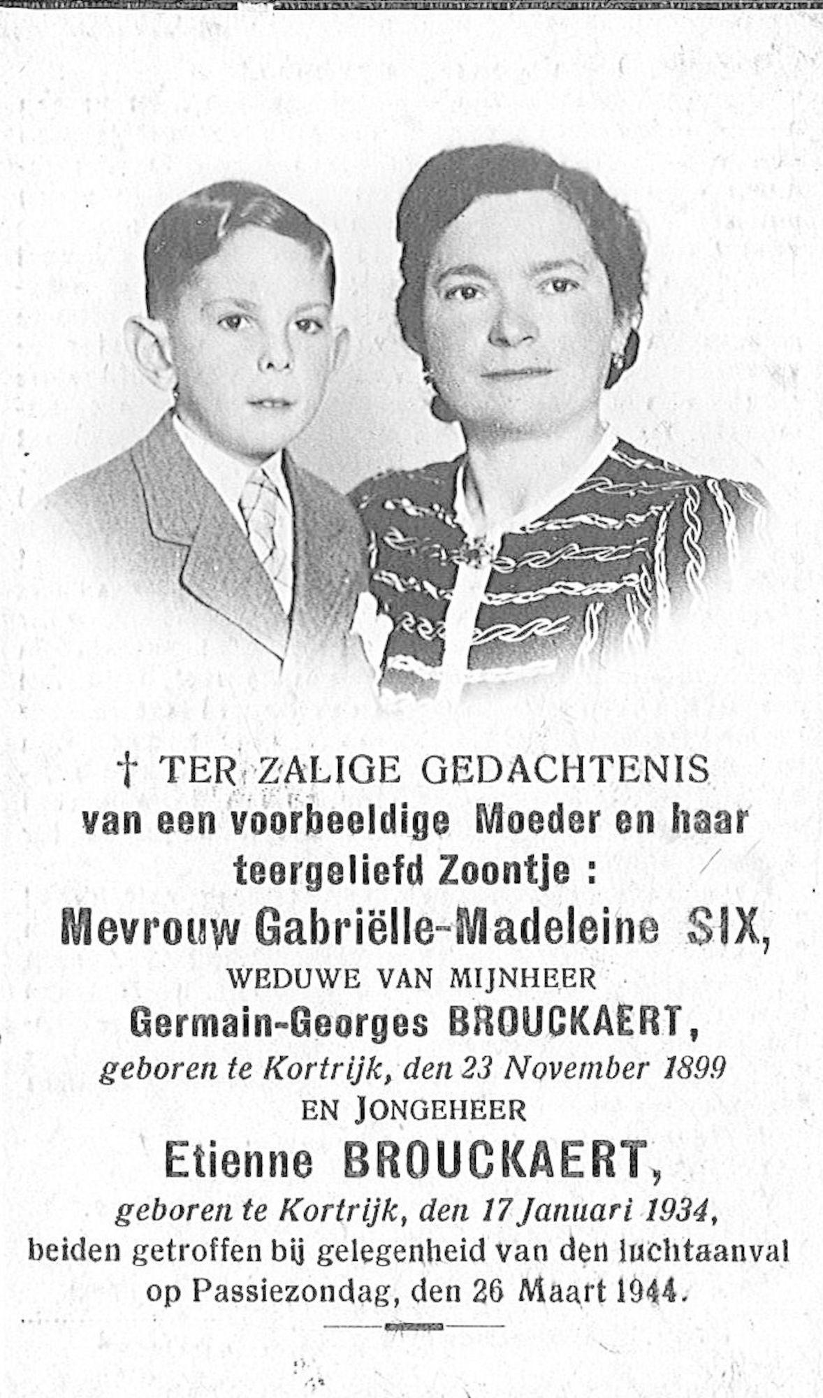 Gabriëlle-Madeleine Six