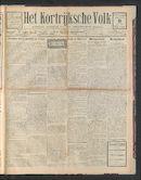 Het Kortrijksche Volk 1924-11-09
