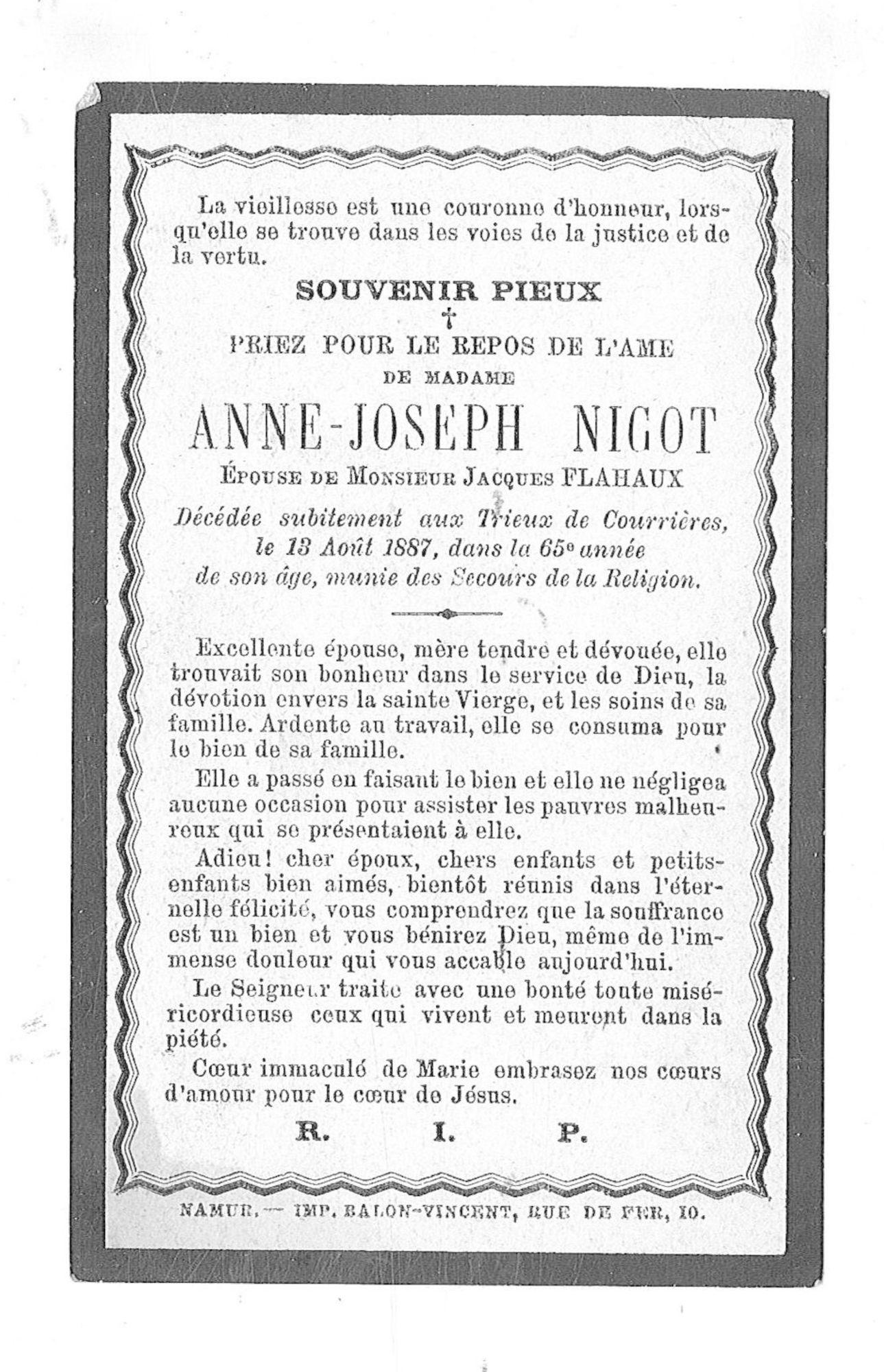 Anne-Joseph Nicot