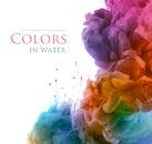 Kleuren in water.