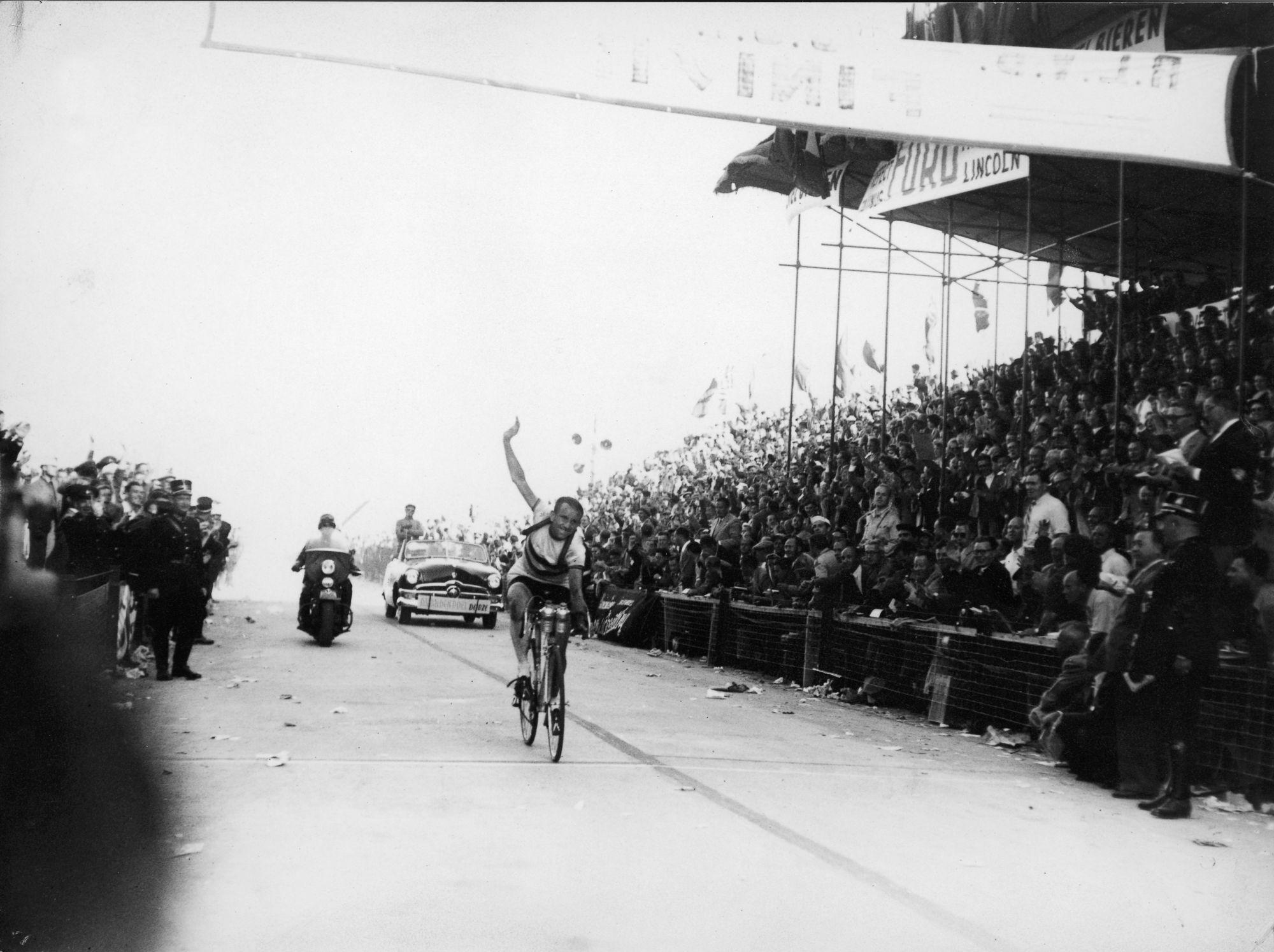 Wereldkampioenschap wielrennen in 1950