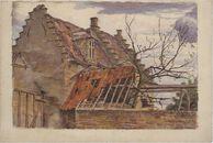 Westflandrica - Reninge, de verwoestingen