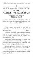 Albert Vermeersch