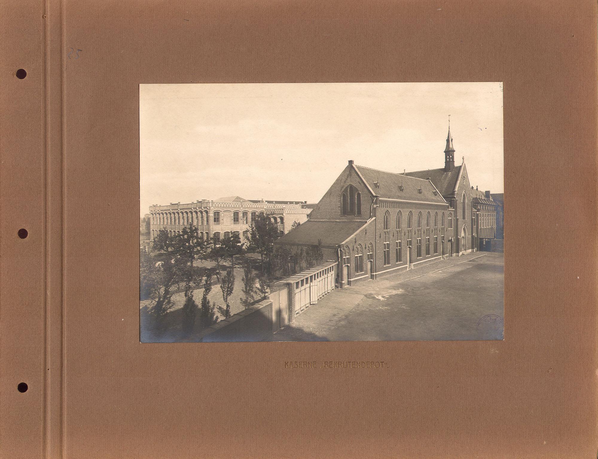 Sint-Amandscollege in 1916