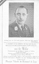 Arnould-Antoine-Gunther-Marie-Joseph-Ghislain Van de Walle
