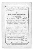 Adolphine Toussaint