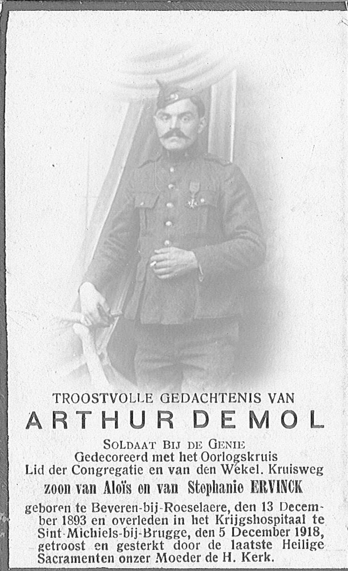 Arthur Demol