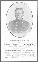 Petrus-Josephus Torbeyns
